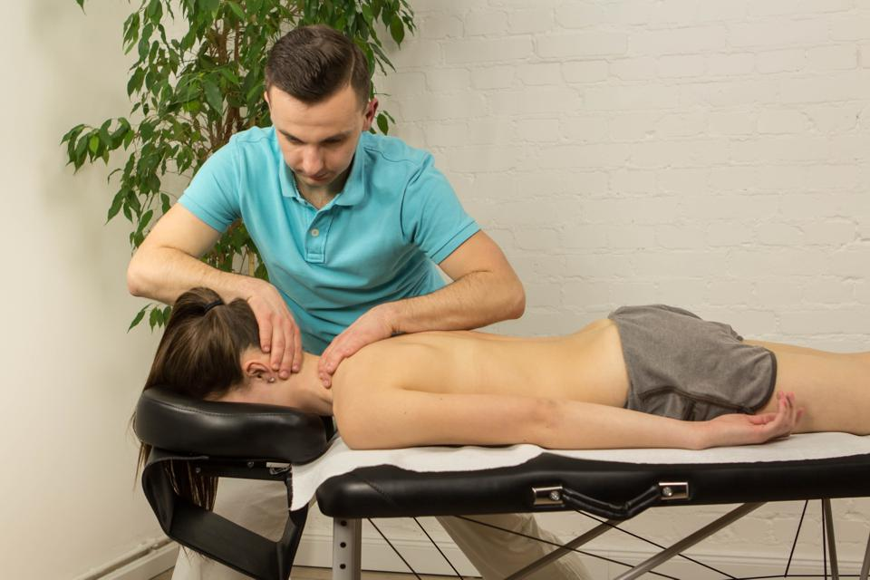 Profesjonalny masaż irehabilitacja